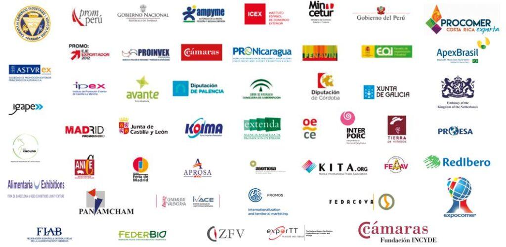 Logos de empresas OperaGB