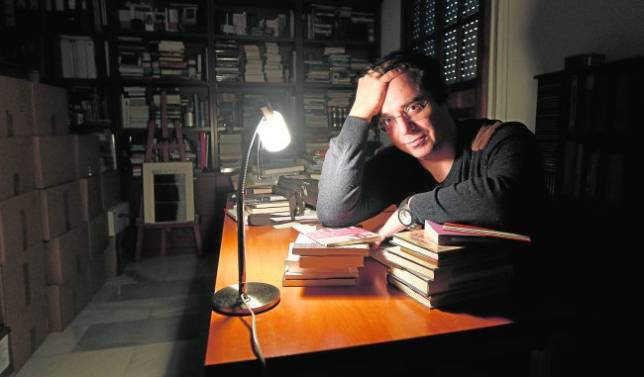 Javier Fernández poeta y escritor