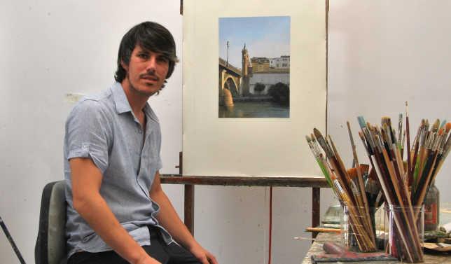 Jorge Gallego pintor