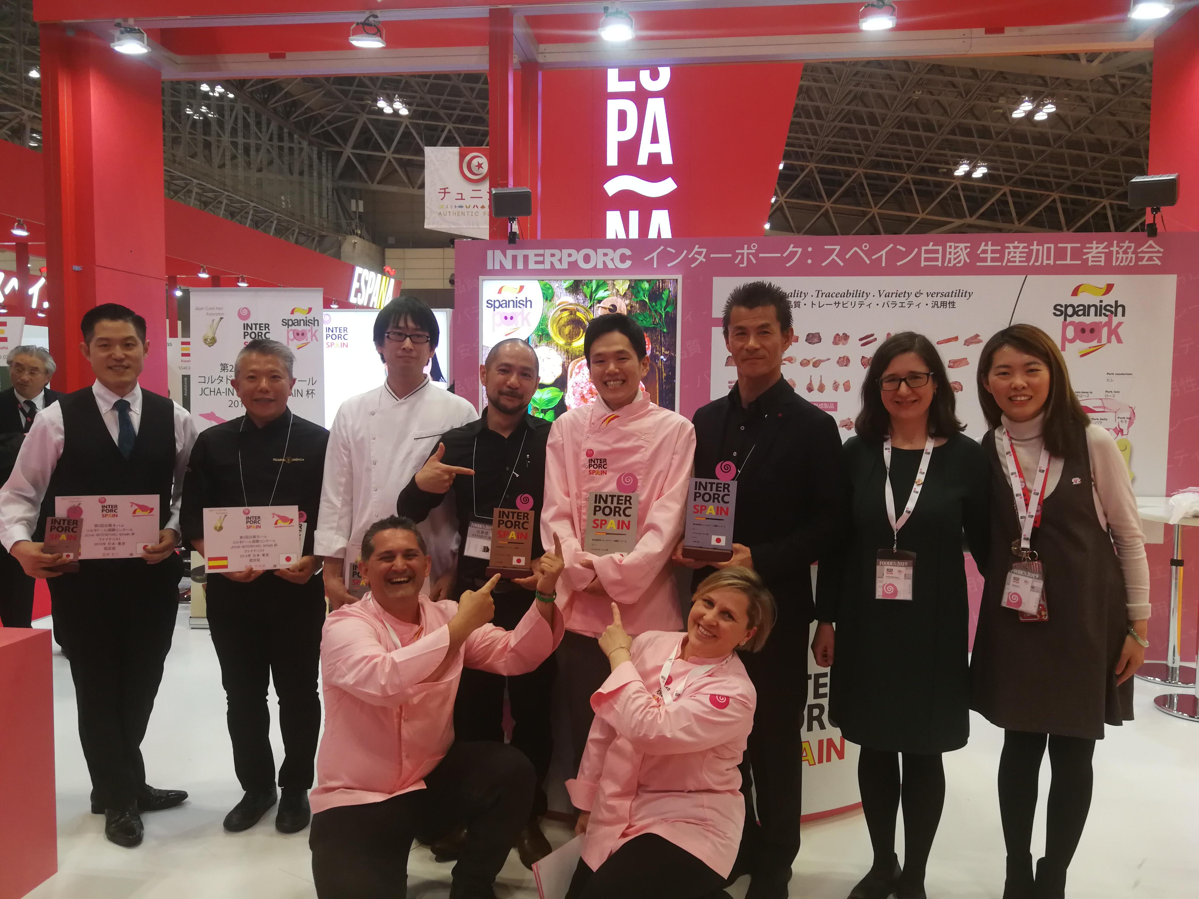 participantes-concurso-corte-jamon